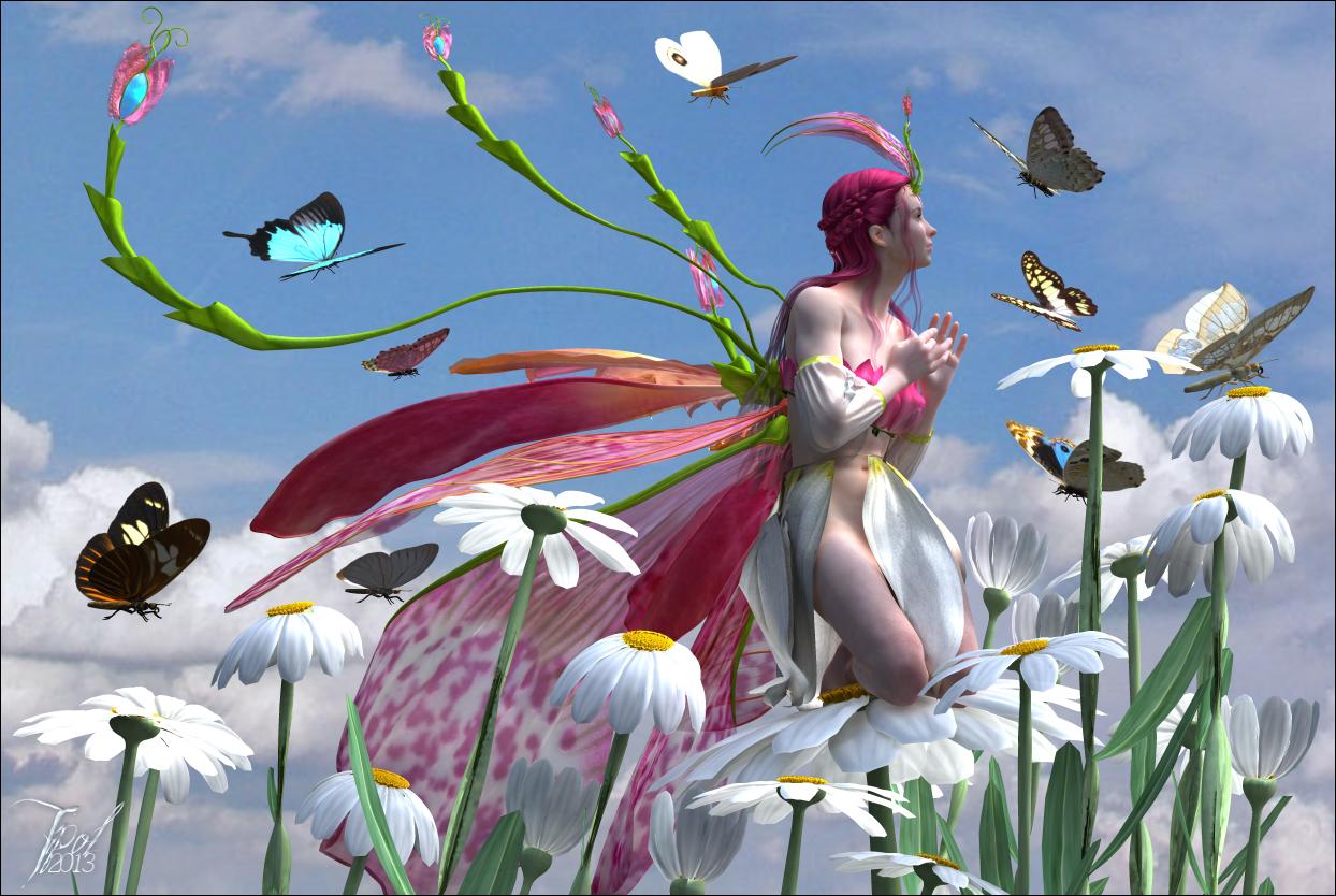 Butterfly Fae