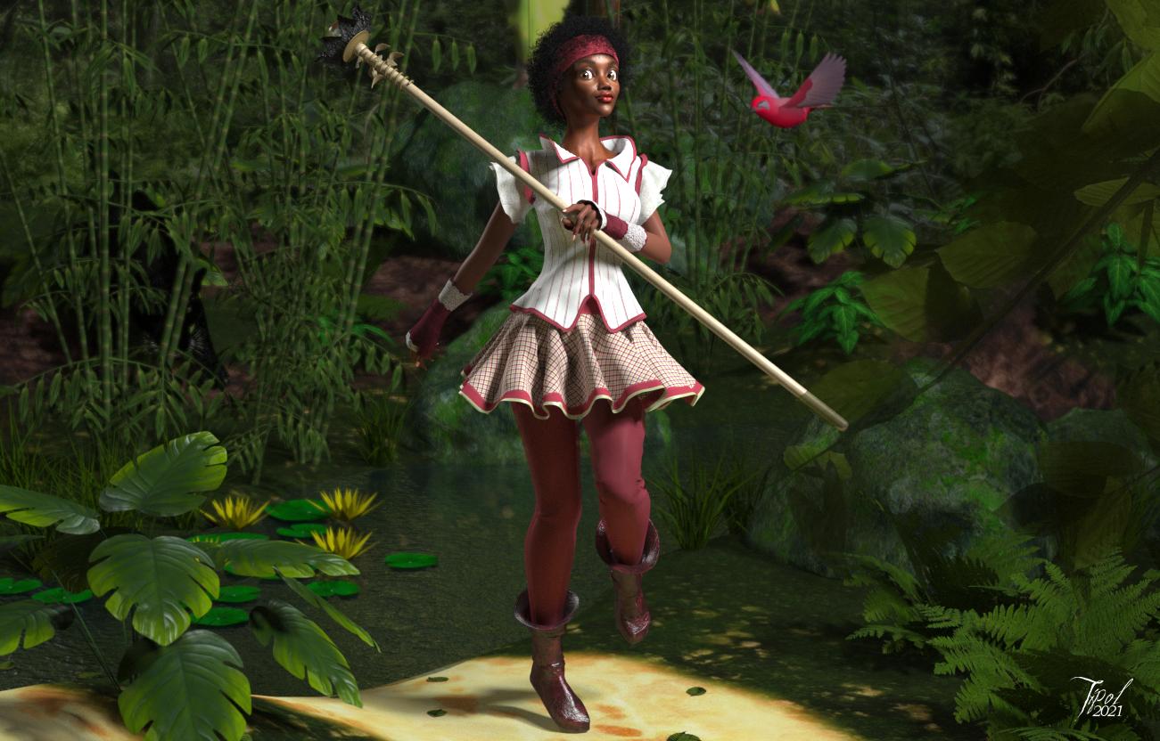 Jungle mangafinal