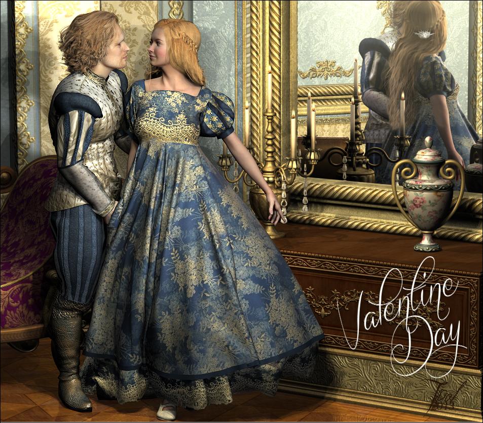 Valentin Day The mirror