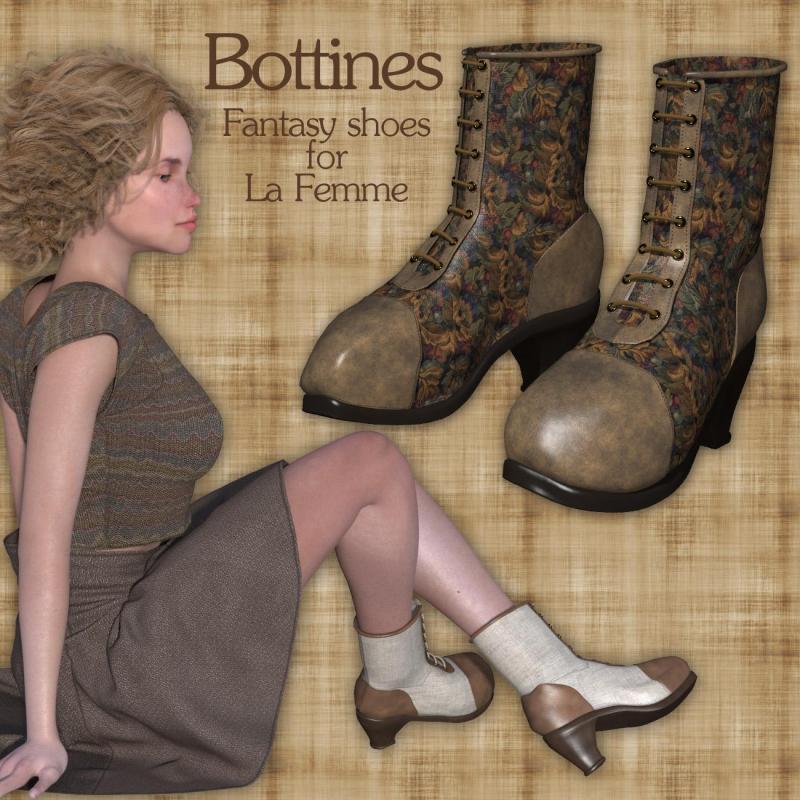 Botinnes promotete