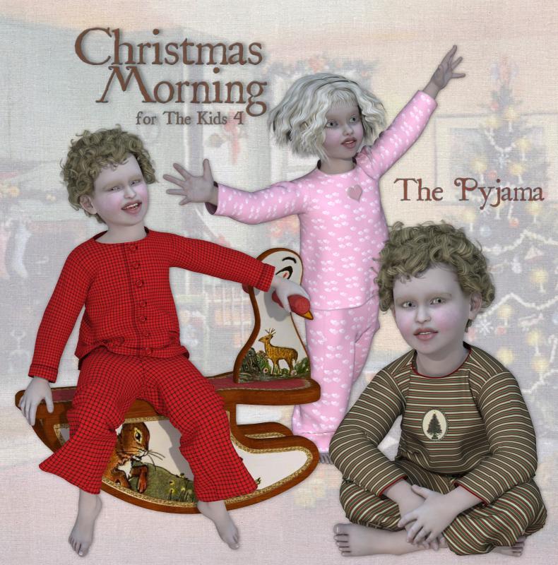 Christmasmorningpyjama promo1