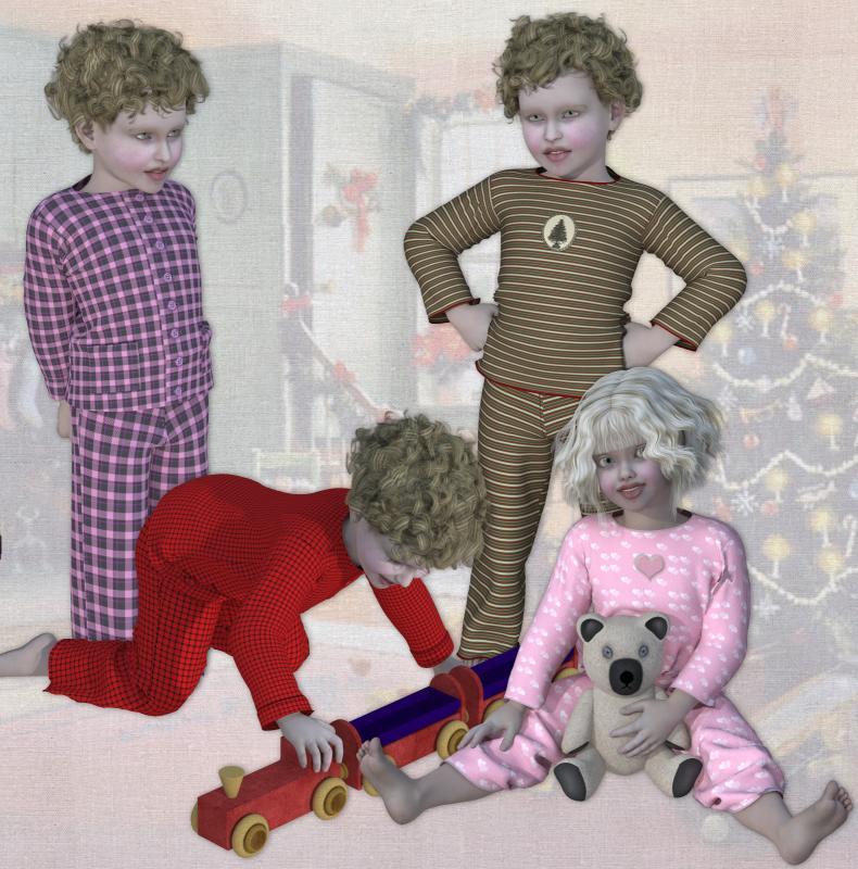 Christmasmorningpyjama promo4 1
