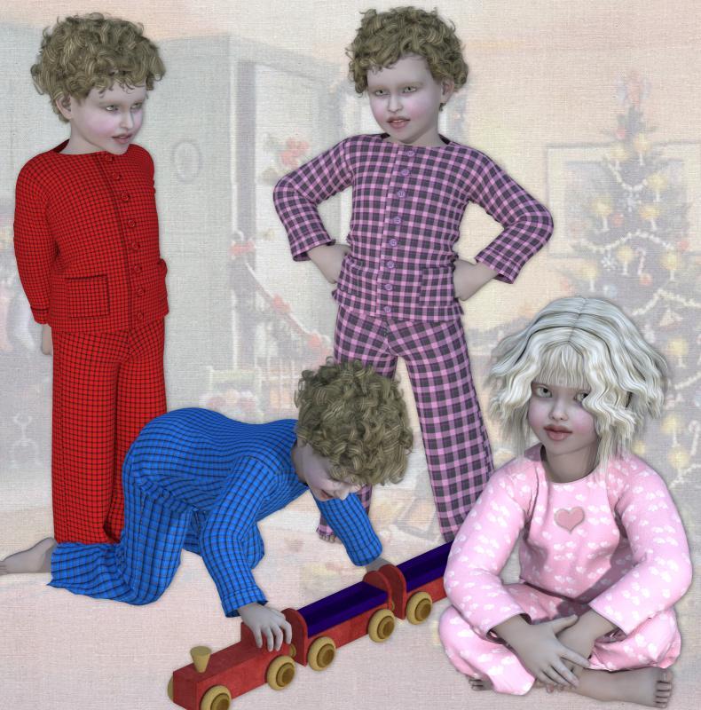 Christmasmorningpyjama promo6 1
