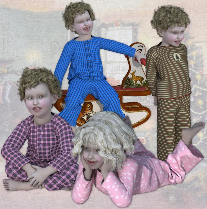 Christmasmorningpyjama promo7 1