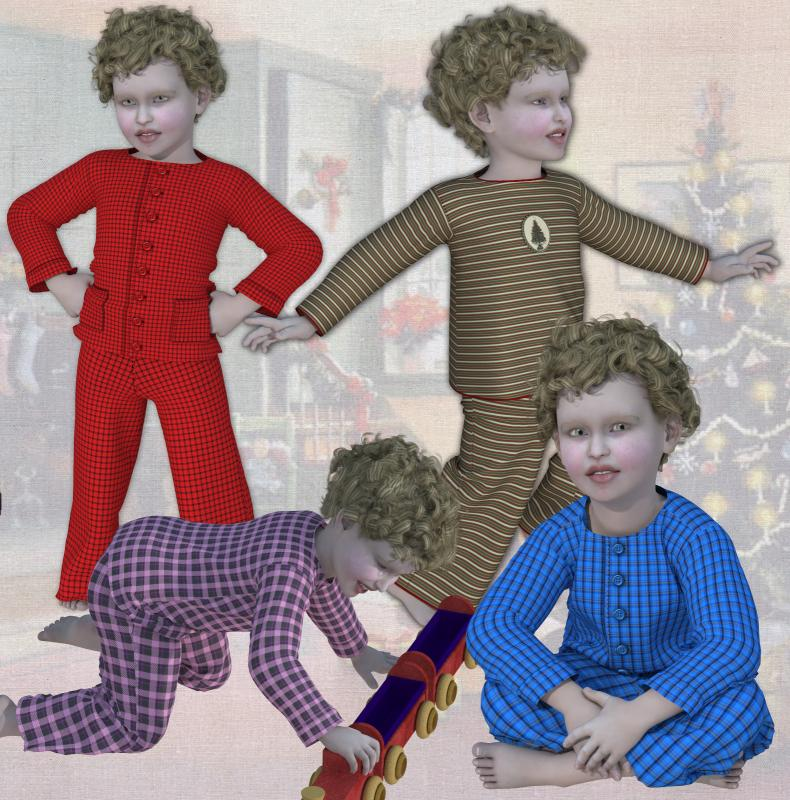 Christmasmorningpyjama promo8 1