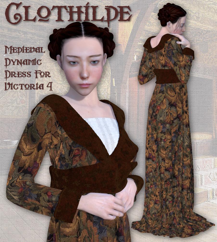 Clothilde promotete