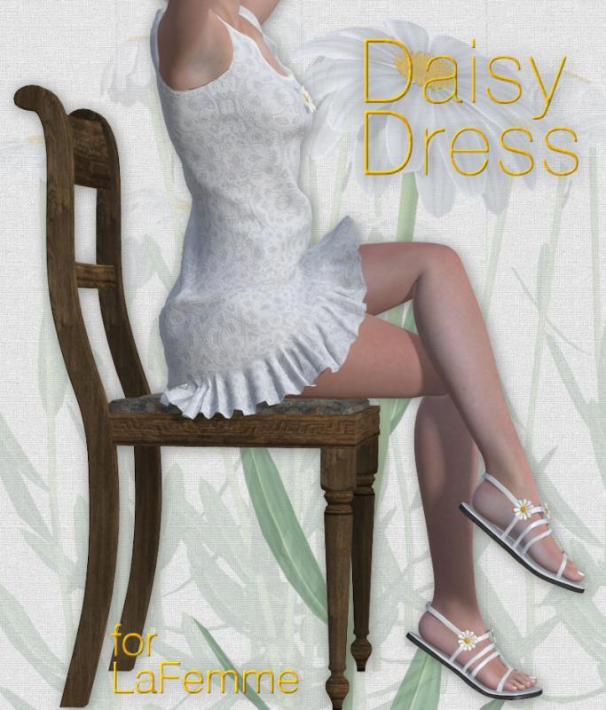 Daisydresspromotete