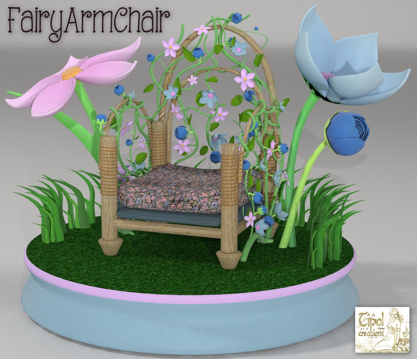 Fairyarmchair promo1