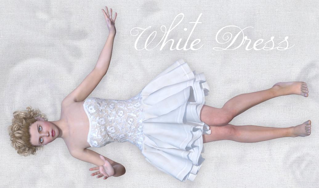 Whitedresspromotete