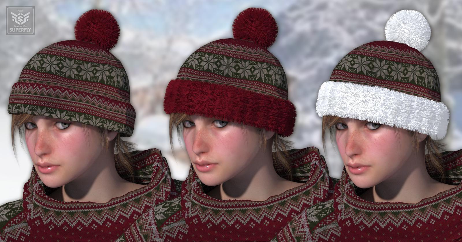 Wintercap promo 6