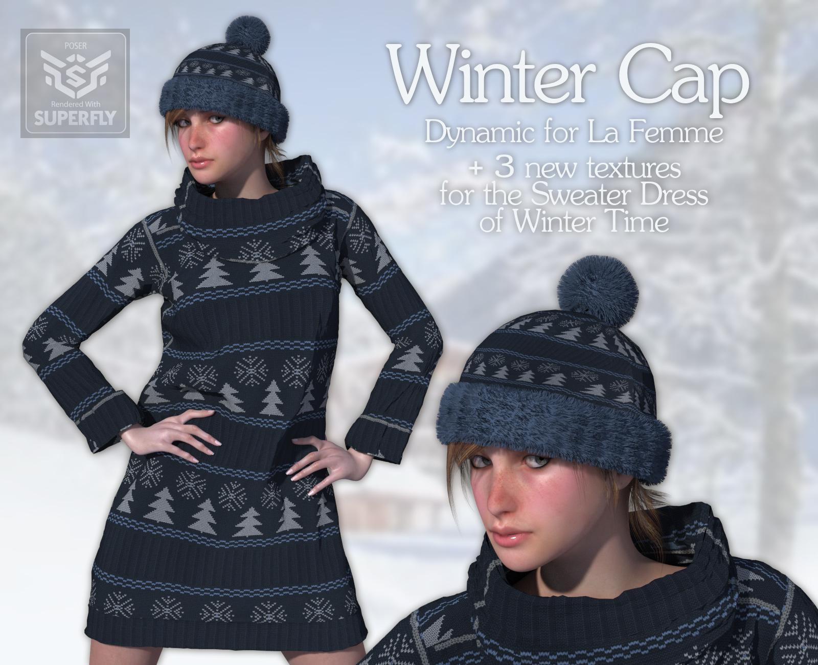 Wintercap promo tete