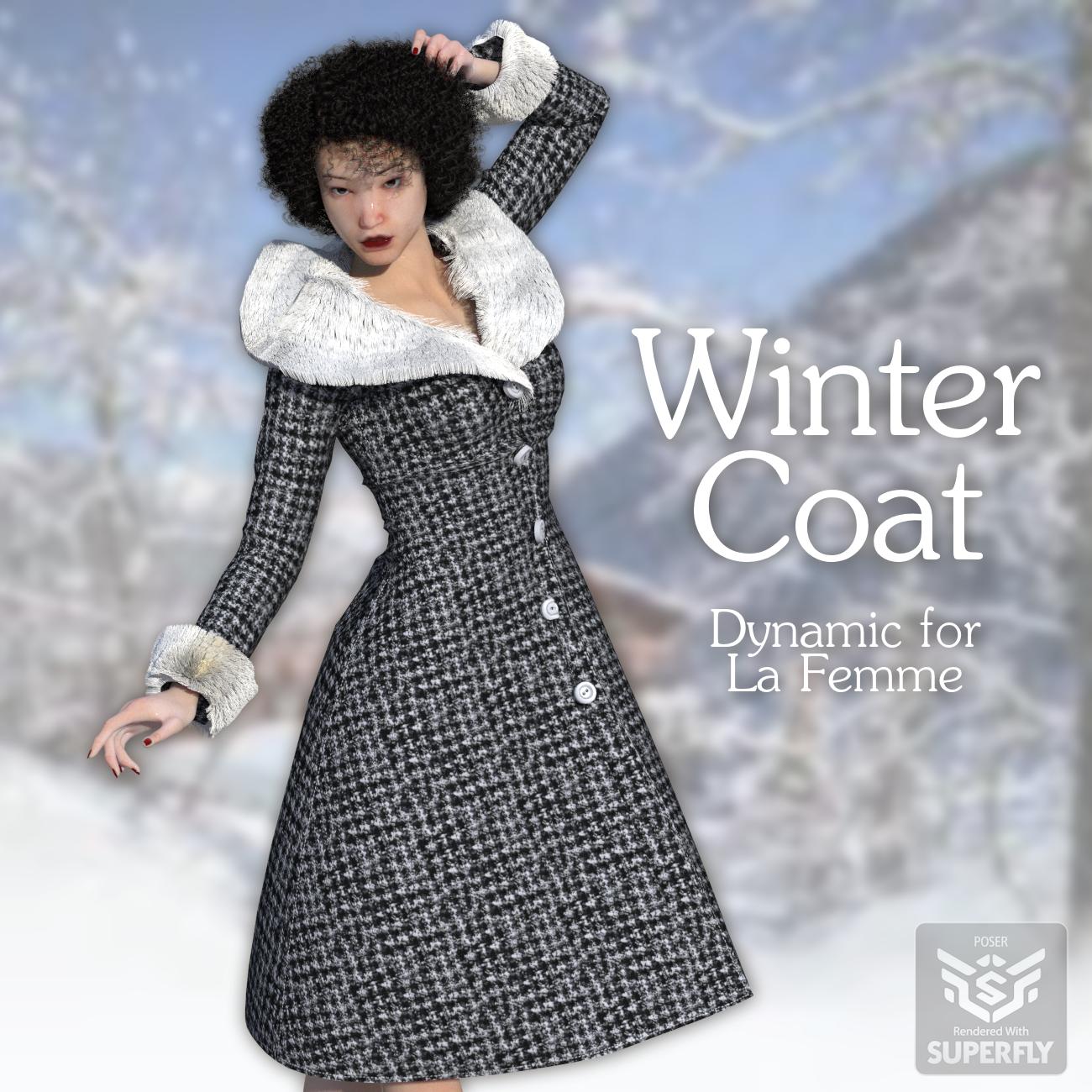 Wintercoat promotete