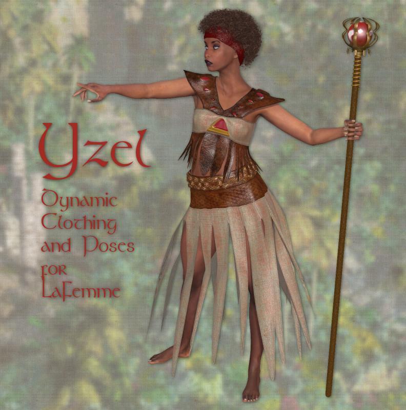 Yzel promo tete 1